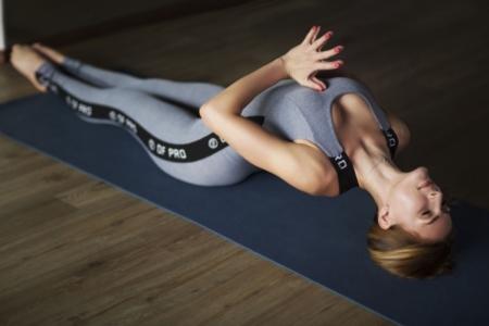 Выбор одежды для йоги