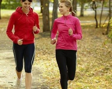 Как одеться на пробежку осенью