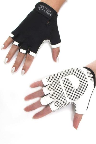 Перчатки Black N White, фото №1 - Designed For Fitness