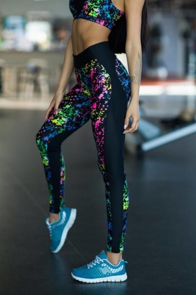 Лосины Toxic, фото №1 - Designed For Fitness