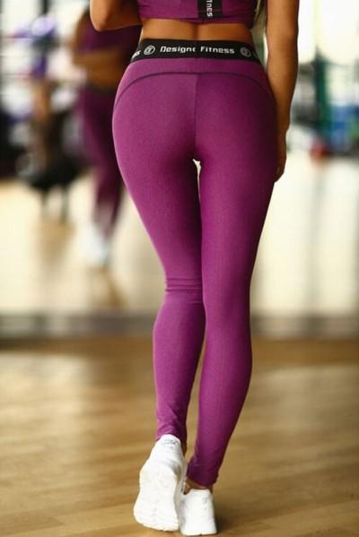 Лосины Pro Fitness Frulatto, фото №1 - Designed For Fitness