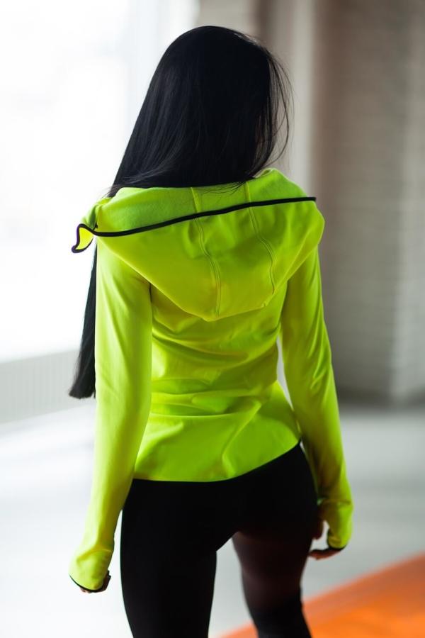 Спортивная курточка Lemon - женская спортивная одежда Designed For Fitness