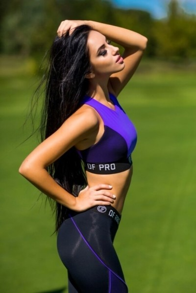 Топ Pro Violet Bra, фото №1 - Designed For Fitness