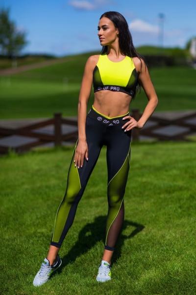 Комплект Pro Beat Bra (топ+лосины), фото №1 - Designed For Fitness