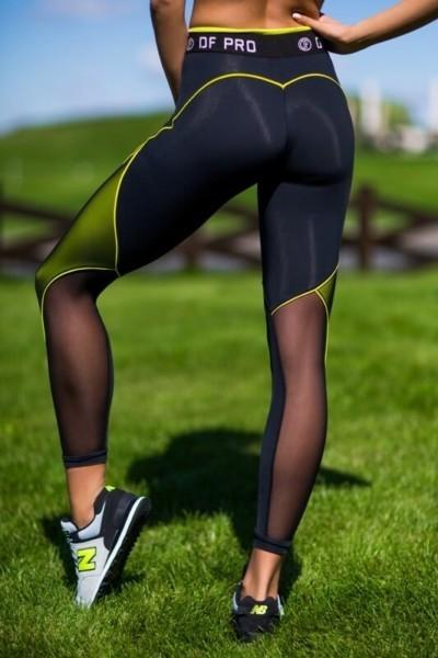 Лосины Pro High Waist Beat, фото №1 - Designed For Fitness