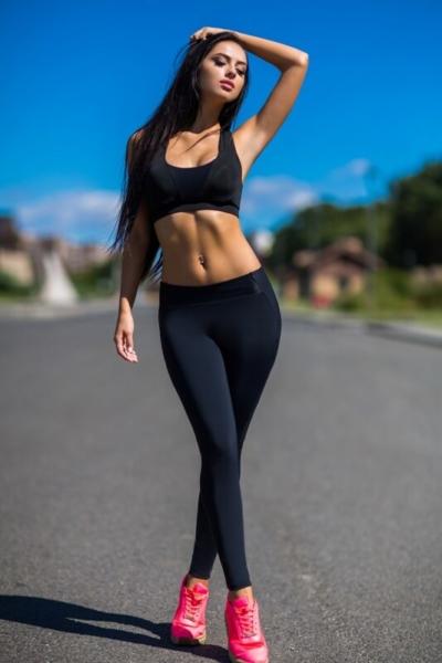 Комплект Techno (топ+лосины), фото №1 - Designed For Fitness