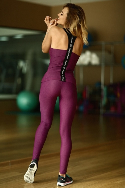 Комплект Pro Fitness Frulatto (топ+лосины), фото №1 - Designed For Fitness