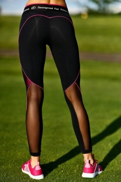 Лосины Pro High Waist Lollipop, фото №1 - Designed For Fitness