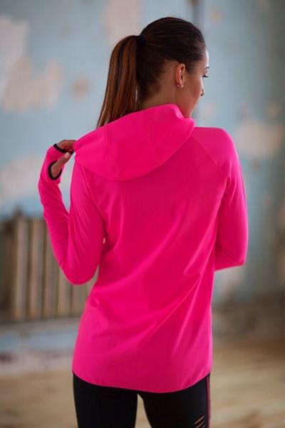 Спортивная курточка Fucsia, фото №1 - Designed For Fitness