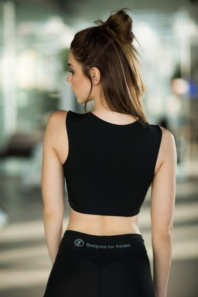Топ Space Black, фото №1 - Designed For Fitness