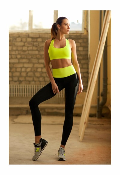 Леггинсы High Waist Lemon, фото №1 - Designed For Fitness