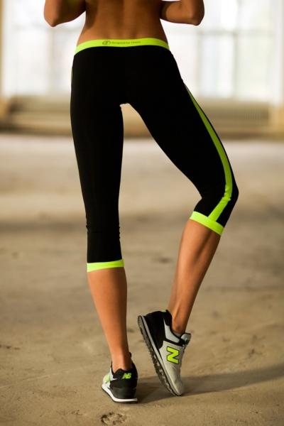 Бриджи Low Rise Lemon, фото №1 - Designed For Fitness