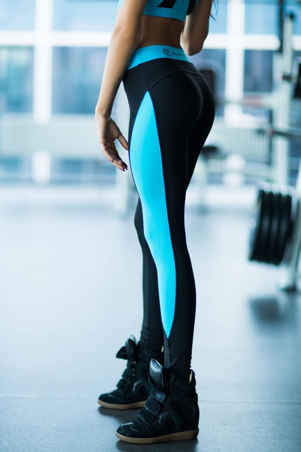 Леггинсы Basic Crystal, фото №1 - Designed For Fitness