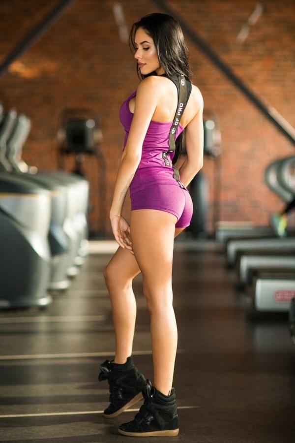Комплект Pro Fitness Frulatto (топ+шорты) - Designed For Fitness