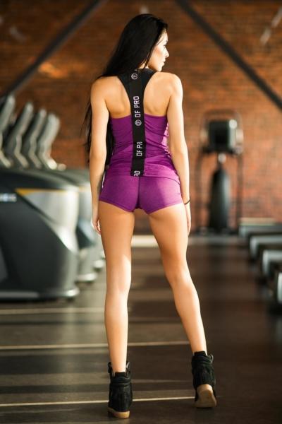 Комплект Pro Fitness Frulatto (топ+шорты), фото №1 - Designed For Fitness