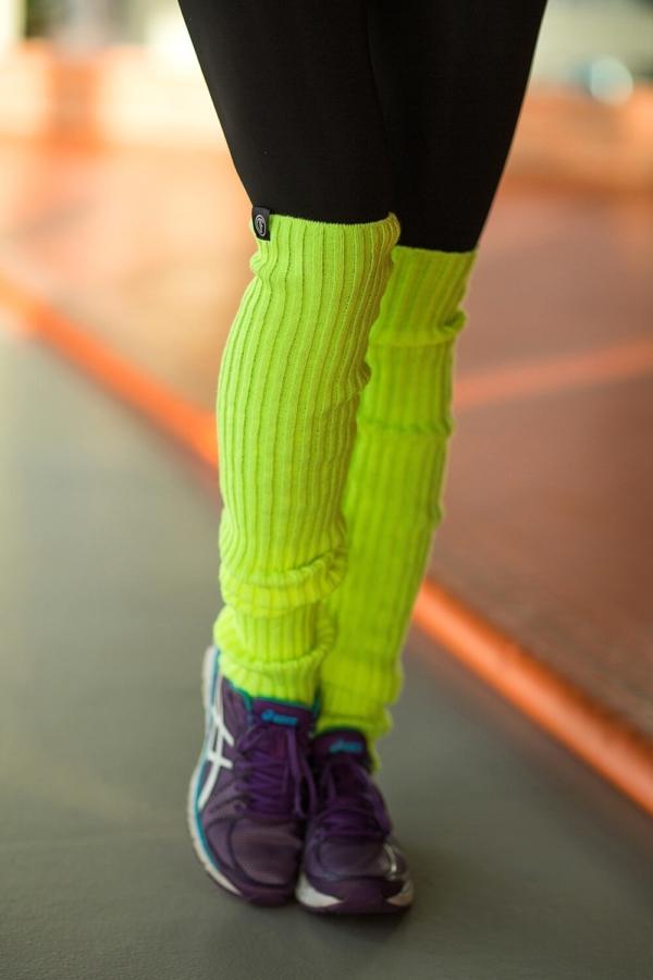 Женские спортивные гетры Lemon, фото №1 - Designed For Fitness