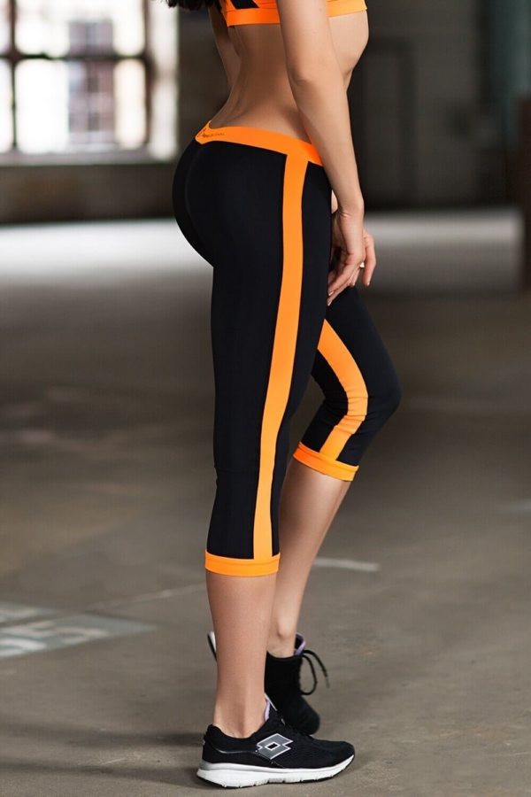Бриджи Low Rise Orange - Designed For Fitness