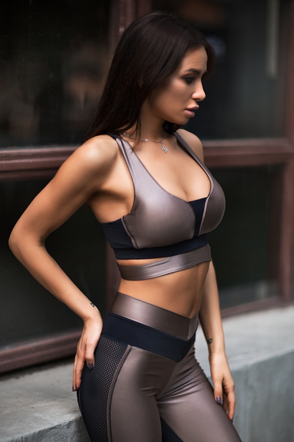 Топ Disco Nude - Designed For Fitness