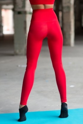 Леггинсы Red Corset, фото №1 - Designed For Fitness