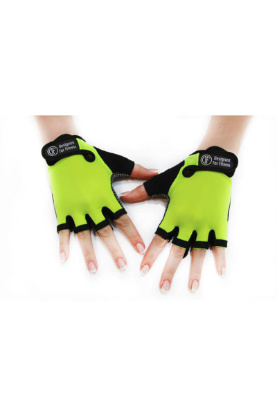 Перчатки Black N Lemon, фото №1 - Designed For Fitness
