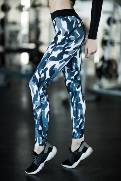 Лосины Como Grey, фото №1 - Designed For Fitness