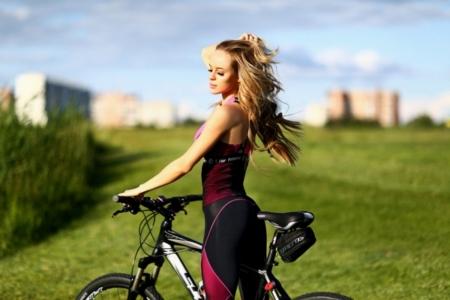 Велосипед – заменяет кардио или нет?