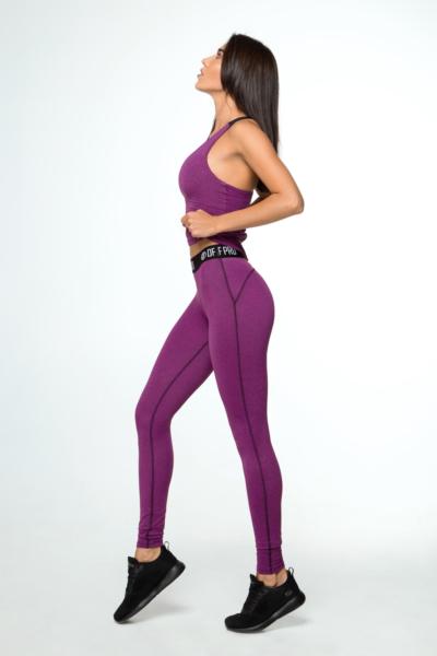 Костюм для фитнеса Pro Fitness Frulatto (топ+лосины), фото №1 - Designed For Fitness