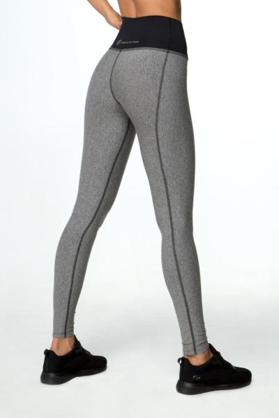Лосины PRO Jersey Black, фото №1 - Designed For Fitness