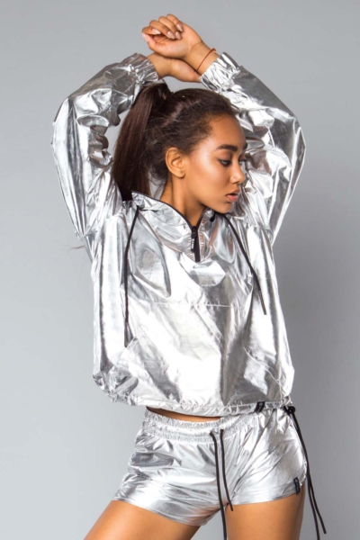 Ветровка Moon Silver DF, фото №1 - Designed For Fitness