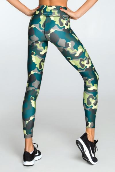 Лосины SAFARI DF, фото №1 - Designed For Fitness