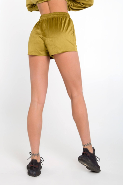 Спортивные шорты для фитнеса Chill Gold DF, фото №1 - Designed For Fitness