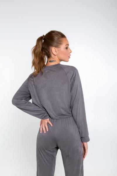 Джемпер Chill Grey DF, фото №1 - Designed For Fitness