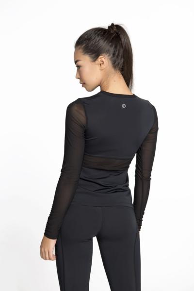 Спортивный комплект Basic Black DF, фото №1 - Designed For Fitness