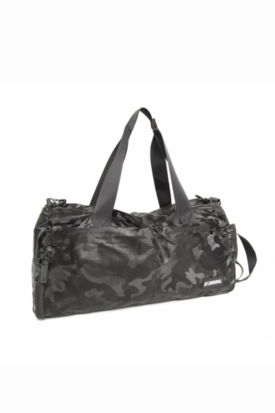 Спортивная сумка большая DF Military Black, фото №1 - Designed For Fitness