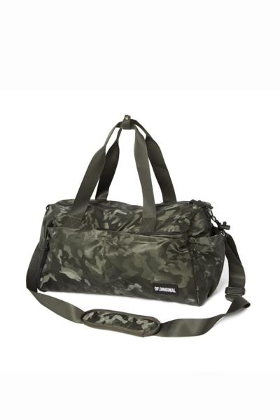 Спортивная сумка большая DF Military Khaki, фото №1 - Designed For Fitness