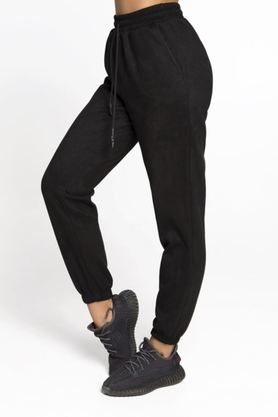 Спортивные штаны Winter Chill Black DF, фото №1 - Designed For Fitness