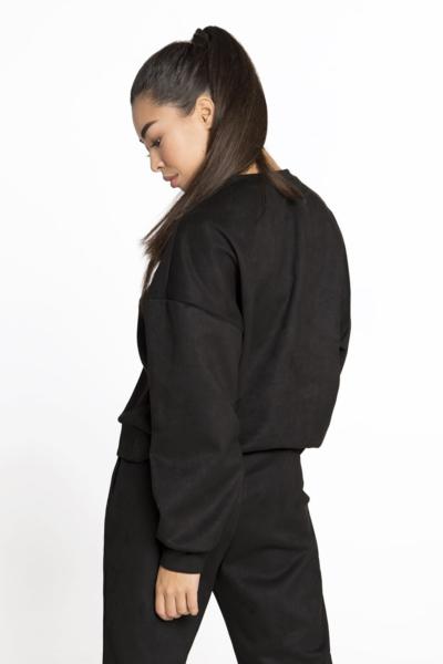 Джемпер Winter Chill Black DF, фото №1 - Designed For Fitness