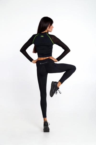 Спортивный комплект EVO DF (рашгард+лосины), фото №1 - Designed For Fitness