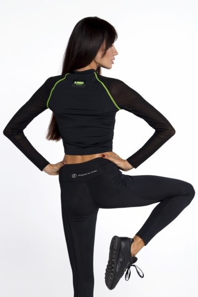 Рашгард EVO DF, фото №1 - Designed For Fitness