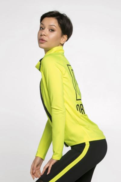 Спортивная курточка DF Original Lemon, фото №1 - Designed For Fitness