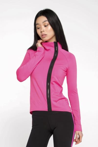 Спортивная курточка DF Original Pink, фото №1 - Designed For Fitness