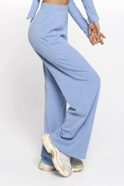 Штаны Rubby Dusty Blue DF, фото №1 - Designed For Fitness