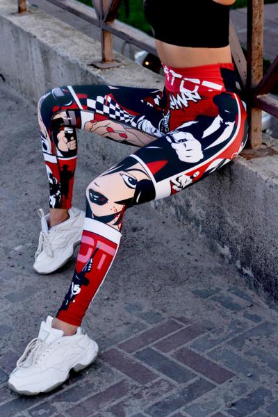 Лосины с утяжкой TotalFit Mafia, фото №1 - Designed For Fitness