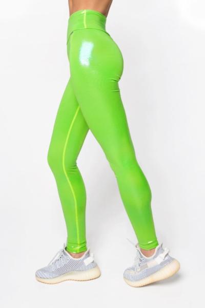 Лосины Luminas Kiwi DF, фото №1 - Designed For Fitness