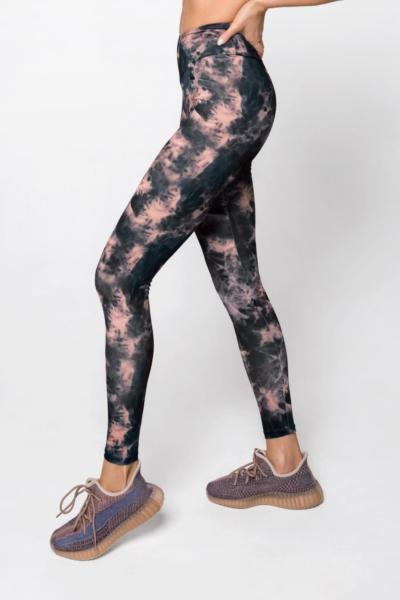 Лосины Tie Dye DF, фото №1 - Designed For Fitness