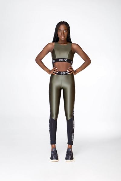 Комплект New Perform Pro Green DF, фото №1 - Designed For Fitness