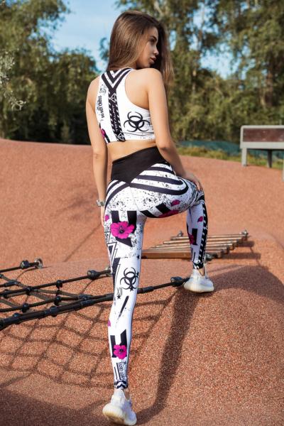 Комплект для фитнеса TotalFit BioHazard, фото №1 - Designed For Fitness