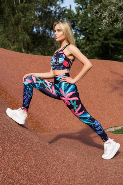 Комплект для фитнеса TotalFit Neon, фото №1 - Designed For Fitness