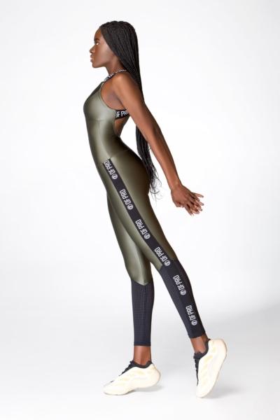 Комбинезон New Perform Pro Green DF, фото №1 - Designed For Fitness